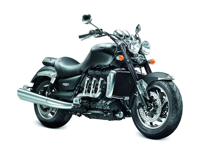 2013 Triumph  Rocket III Roadster MountainView