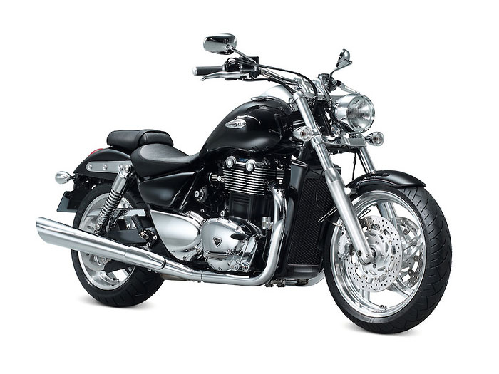 2013 Triumph  Thunderbird MountainView
